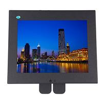 "101AV 8"" Professional Security Monitor BNC  VGA IN TFT LED"