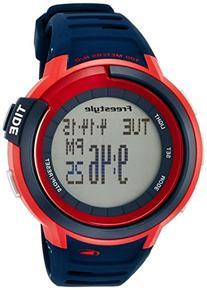 Freestyle Unisex 103182 Mariner Round Blue Yacht Timer LCD