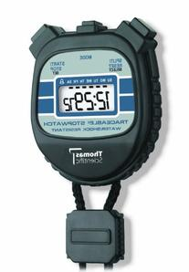 Thomas 1045 Traceable Water and Shock-Resistant Stopwatch