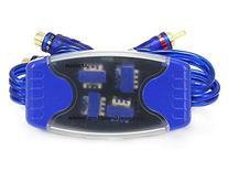 Monoprice 106909 Four Channel Ground Loop Isolator