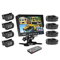 Pyle PLCMTR74 Weatherproof Rearview Backup Camera System