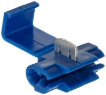 Morris Products 10774 Quick Splice Connector, Blue, 18-14