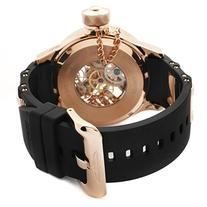 Invicta Men's 1090 Russian Diver Rose Gold-tone Stainless
