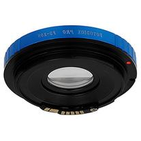 Fotodiox Pro Lens Mount Adapter w/Focus Confirmation Chip,