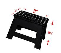 11'' Super Quality / Heavy Duty Folding Step Stool with