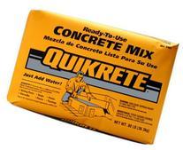 Quikrete 110180 80 lbs. Concrete Mix