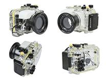 Monoprice 10603 Waterproof Camera Dive Housing for Sony