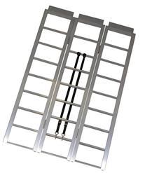 Highland 1122600 Ramp, Aluminum Tri-Fold 11 x 80 In. 800 Lbs
