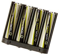 Goal Zero 11407 AAA NiMH Rechargeable Battery 4 Pack with