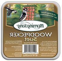 Morning Song 11462 Woodpecker Suet Wild Bird Food, 9.5-Ounce