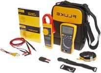 Fluke 116/323 HVAC Combo Kit - Includes Multimeter and Clamp
