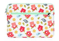 """FYY 10""""-12.2""""Colorful Sleeve for New Macbook  12 inch Laptop"""