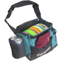 Discraft 12 Disc Tournament Golf Bags, Green
