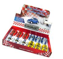 "12 pcs in Box: 5"" Classic 1967 Volkswagen Beetle with Racing"