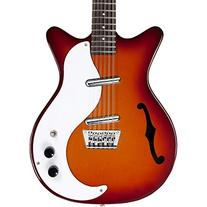 Danelectro 12 String Semi-Hollow Electric Guitar Cherry