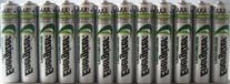 12 x New Energizer AAA Rechargeable NiMH Battery 800 mAh 1.