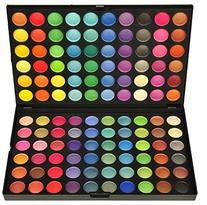 BLUETTEK 120 Color Eyeshadow Makeup Palette - Matte and