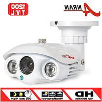 ANRAN 1200TVL Outdoor SONY CMOS Sensor Waterproof Security