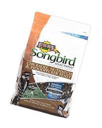 Audubon Park Songbird Selections 12124 Wild Bird Food, 4 lb