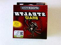 Spiderwire Stealth Braid 125-Yard Spool