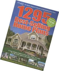 1295 Best Selling Home Plans