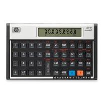 HP - 12c Platinum Financial Calculator, 10-Digit LCD - Sold