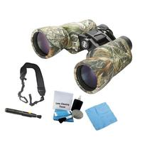 Buhsnell 131055 PowerView 10x 50mm RealTree AP Binocular +