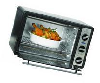 Sensio 13348 Bella Cucina 1500-Watt 6-Slice Toaster Oven/