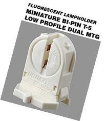 Leviton 13654-SWP Miniature Base T5 Bi-Pin Low Profile