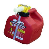 No-Spill 1415 1-1/4-Gallon Poly Gas Can