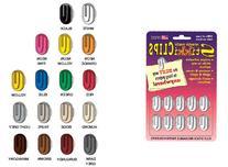 StikkiWorks 1326 Stikkiclips 20-Card - 3 Pack Beige