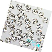144 pcs Crystal  clear Swarovski NEW 2088 Xirius 20ss Flat