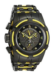Invicta  Men's 14423 Jason Taylor Quartz Chronograph Black