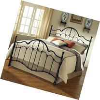 Hillsdale Furniture 1480BQR Venetian Bed Set with Rails,