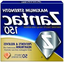 Zantac 150 Maximum Strength Tablets, 50 Count