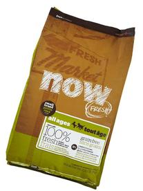 NOW! 152313 Fresh Grain Free Small Breed Adult Dog Food, 25-