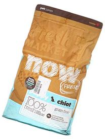 NOW! 152501 Fresh Grain Free Large Breed Puppy Food, 12-