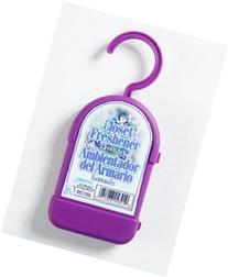 Compac 15301 Dlx Closet Freshener- Lavender