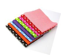 Fabric Patchwork Craft Cotton Material Mixed Squares Bundle