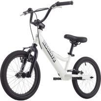 Strider 16 Sport Kids Bike - 2017 White, One Size