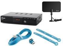 Viewtv AT-163 ATSC Digital TV Converter Box Bundle with