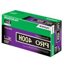 Fujifilm 16326119 Fujicolor Pro 120, 400H Color Negative