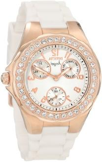 Invicta Women's 1646 Angel Jelly Fish Crystal-Accented 18k