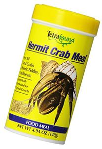 Tetra 16980 Hermit Crab Meal, 4.94-Ounce, 250 ml