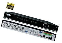 CIB True 1080P HD 16CH Recording and Display DVR system,HDMI
