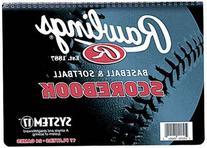 Rawlings System 17 Baseball/Softball Scorebook