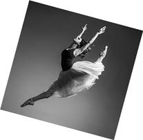 18 x 18 in. Richard Corman Misty Copeland; Power and Grace