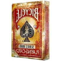 Bicycle 1800 Vintage Series Playing Cards by Ellusionist