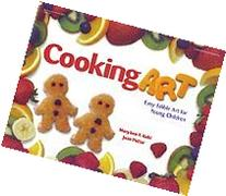 Gryphon House 18237 Cooking Art - Easy Edible Art for Young
