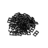 50pcs 18650 Lithium Battery Double Holder Bracket for DIY